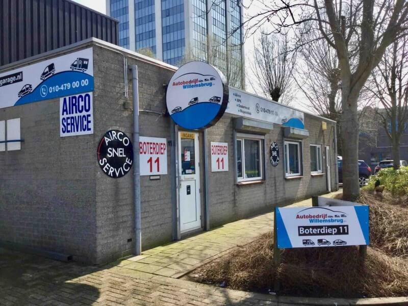 Auto Garage In Rotterdam IJsselmonde