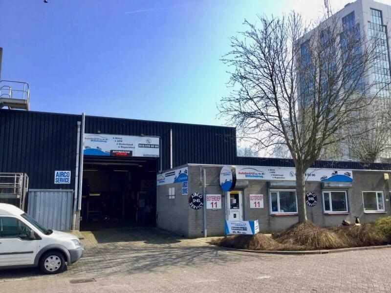 Auto Garage In Rotterdam